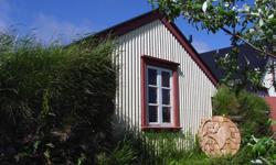 Gamli bærinn að Austur-Meðalholtum